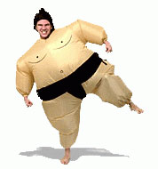 traje de sumo
